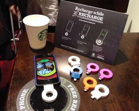 Wireless Phone-Charging Accessories