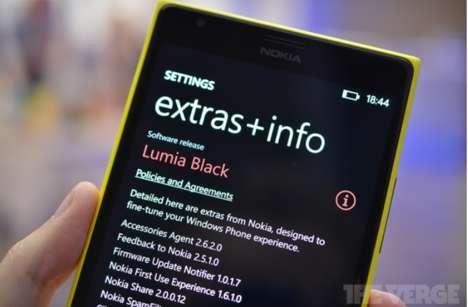 Futuristic Smartphone Safety Software