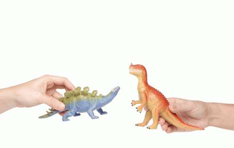 The 'Inevitable Betrayal' Dinos Recreate the Famous Firefly Scene