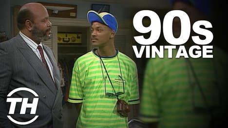 90s Vintage-Chic