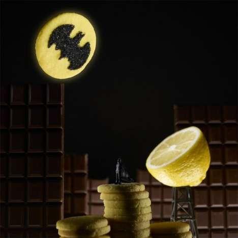 Fanciful Food Dioramas (UPDATE)