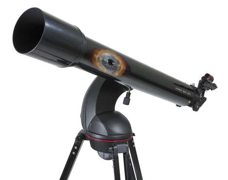 Smartphone-Controlled Telescopes