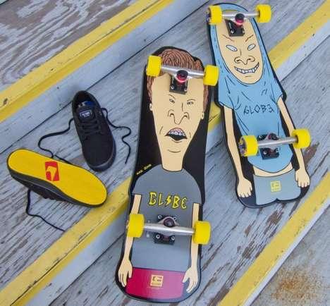 Comedic Cartoon Cruisers