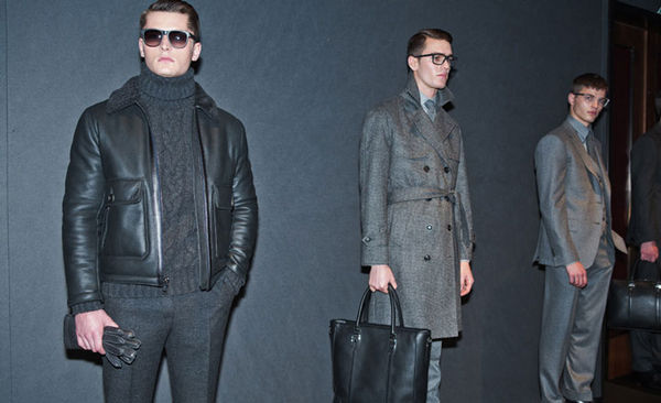 93 Delightfully Dark Leather Looks