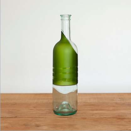 Versatile Culinary Recycled Bottles
