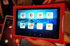Animated Children's Tablets (UPDATE) - DreamWorks' DreamTab Tablet for Kids Was Unveiled at CES 2014