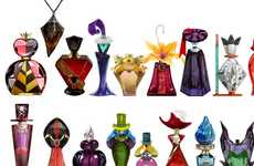 Devilishly Designed Disney Perfumes