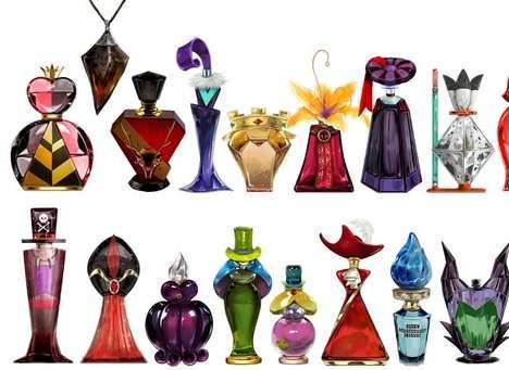 Devilishly Designed Disney Perfumes