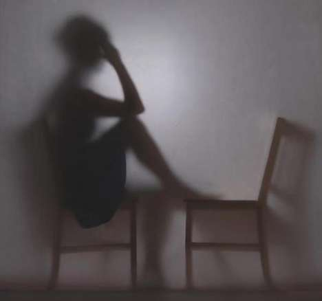 Mysteriously Silhouetted Photography