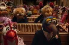 Puppet Social Media Trailers - This Muppets Most Wanted Trailer Mocks Melodrama with Twitter
