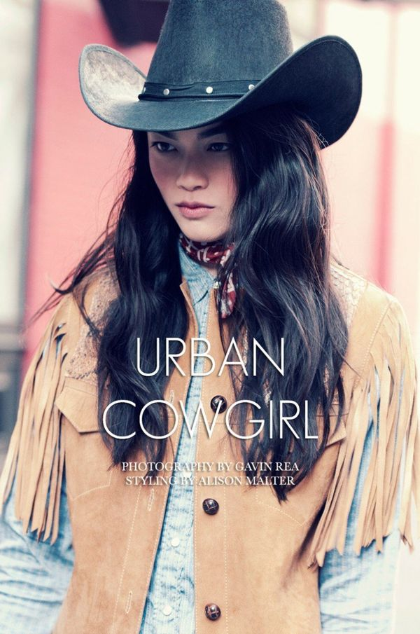 44 Wild Western Women's Looks