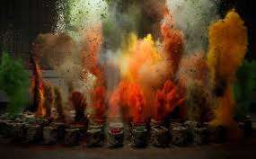 Exploding Musical Food Ads