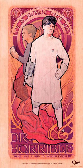 Sci-Fi Art Posters