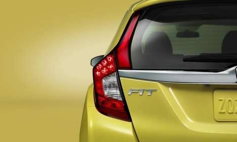 Eco-Friendly Four-Engine Autos - The New 2015 Honda Fit Generation is a Four-Engine Green Car