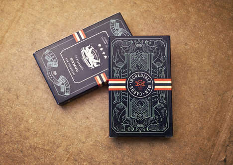 Elaborate Storytelling Playing Cards