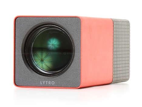 3D Feature-Recording Cameras
