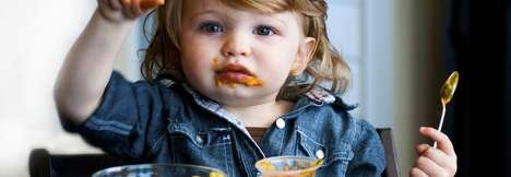 Organic Infant-Specific Caterers - Fresh Baby Bites Provides Local & Delicious Baby Food