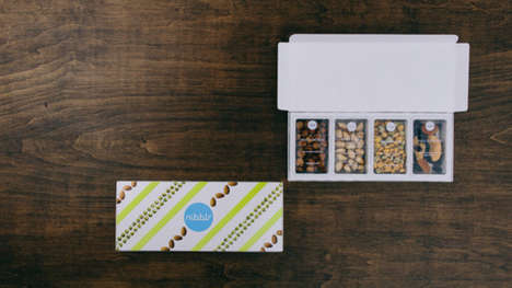 Snacking Subscription Boxes - General Mills' Nibblr Subscription Box Delivers Small Healthy Snacks
