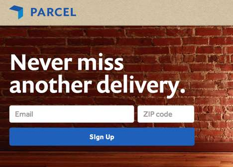 Consumer-Friendly Delivery Services - Parcel Tailors Package Deliveries to Shoppers' Schedules
