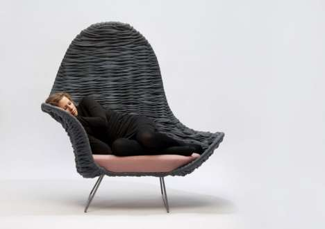 Whimsical Woven Seating