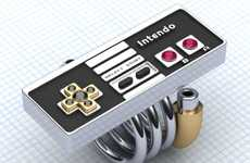 Gamer Engagement Rings - The Intendo Ring Makes a Promise From One Nerd to Another