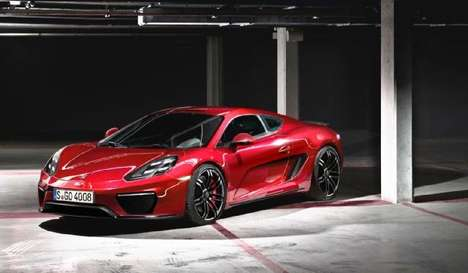 Speedy Supercharged Sports Cars