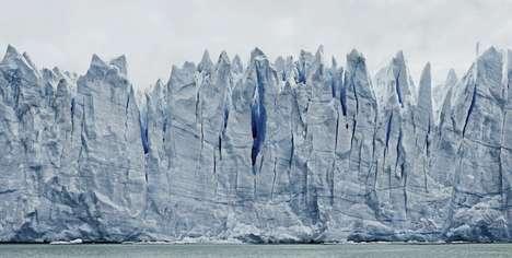 Famous Glacier Photography