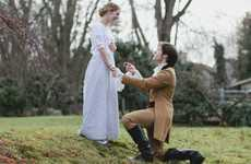 Regency Engagement Photos