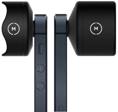 Attachable Smartphone Lenses