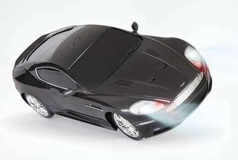 Super Spy Toy Vehicles