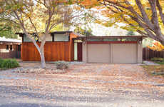Revived Mid-Century Homes - This Eichler Home Expansion Stays True to the Mid-Century Structure