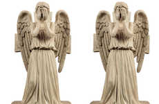 Evil Angel Book Holders