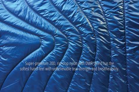 Outdoor Odorless Blankets