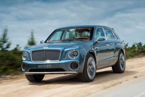 Luxury-Focused SUV Concepts