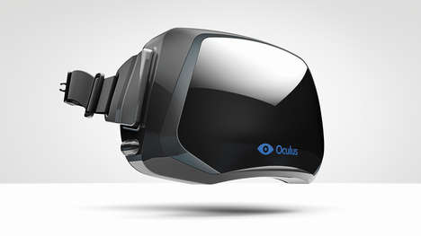 Transformer-Inspired Reality Simulators - The Oculus Rift & Ford Partnership Experiment is 3-D