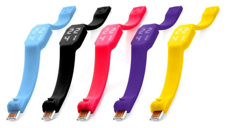 The New Verb USB Watch Doubles as a Flash Drive