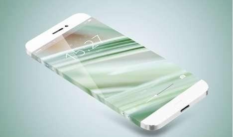 Wraparound Display Cell Phones