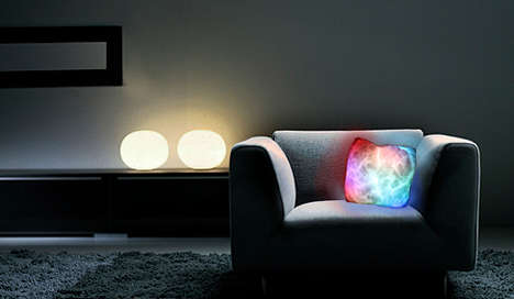 Psychedelic Galaxy Pillows