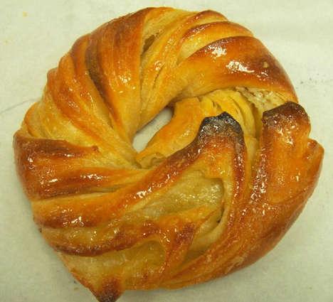 Croissant Bagel Pastry Mashups