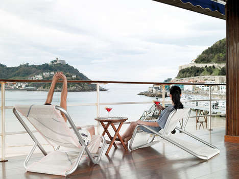 Boat Material Loungers