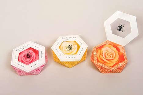 Beautiful Honeycomb Boxes