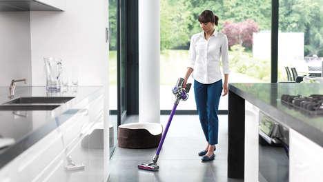 Superhero-Infused Vacuum Cleaners