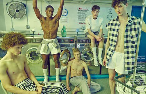 Laundry Day Editorials