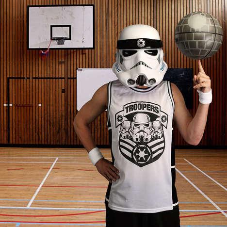 Space Empire Athletic Attire