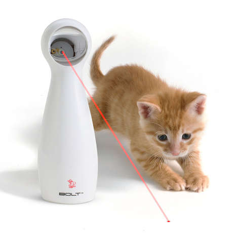 Interactive Laser Cat Toys