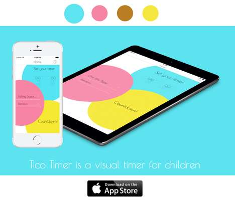 Visually Stimulating Youth Timers