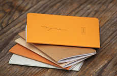Vintage Pocket Notebooks - 'The Recap Notebook' Makes for the Perfect Confidant