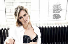 Industrial Lingerie Editorials