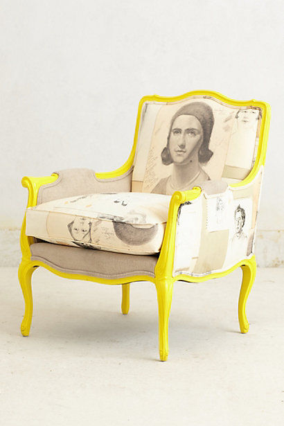 10 Charming Vintage Chairs