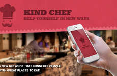 Time-Efficient Restaurant Apps - The Kind Chef App is Revolutionizing Restaurant Ordering